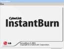 InstantBurn help