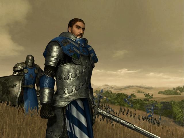 A crusader.