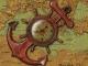 Marine Clock Screensaver