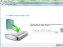 Folder To Safe Conversion