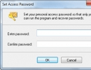 Set Access Password