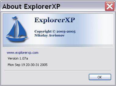 About ExplorerXp