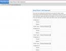 Adding Employees - Web Interface