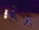 Battle at Samal surroundings