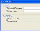 DocPDF Options