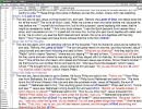 BerBible-Search results and Words of Christ in red