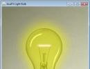 Light Bulb On