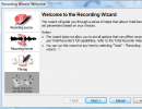 Recording Wizard