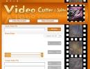 Video Cutter and Splitter Window