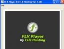 Desktop FLV Player