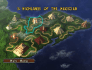 Highlands of the magicians