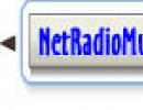 NetRadioMusic Toolbar