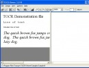 The demonstration file