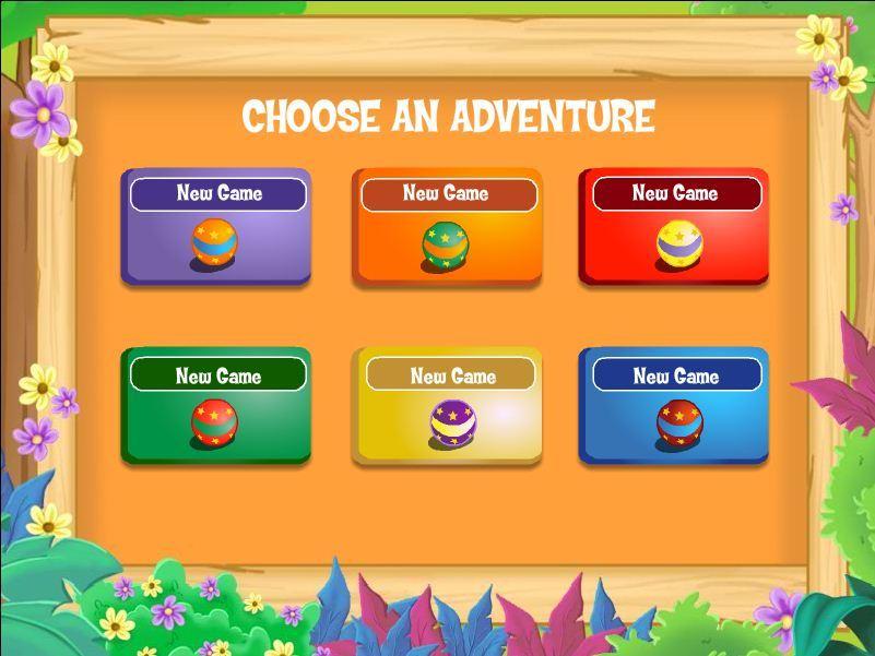 Choose an adventure