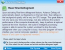 Real-Time Defragment Window