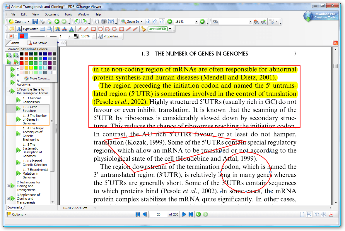 Highlight Selected Text and Markup