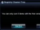 Free Version Limitation