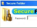 Password Login Window