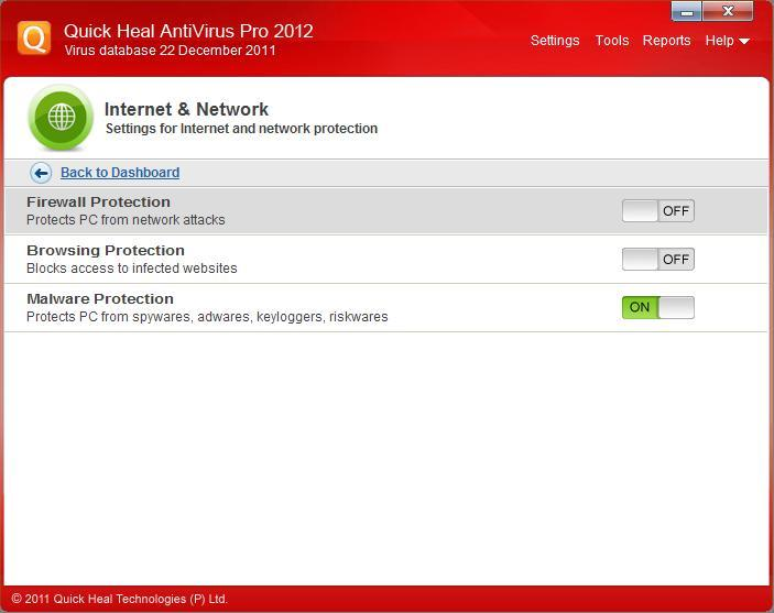 Internet and Network Protection