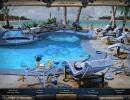 A swimming-pool