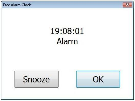 Alarm Activated
