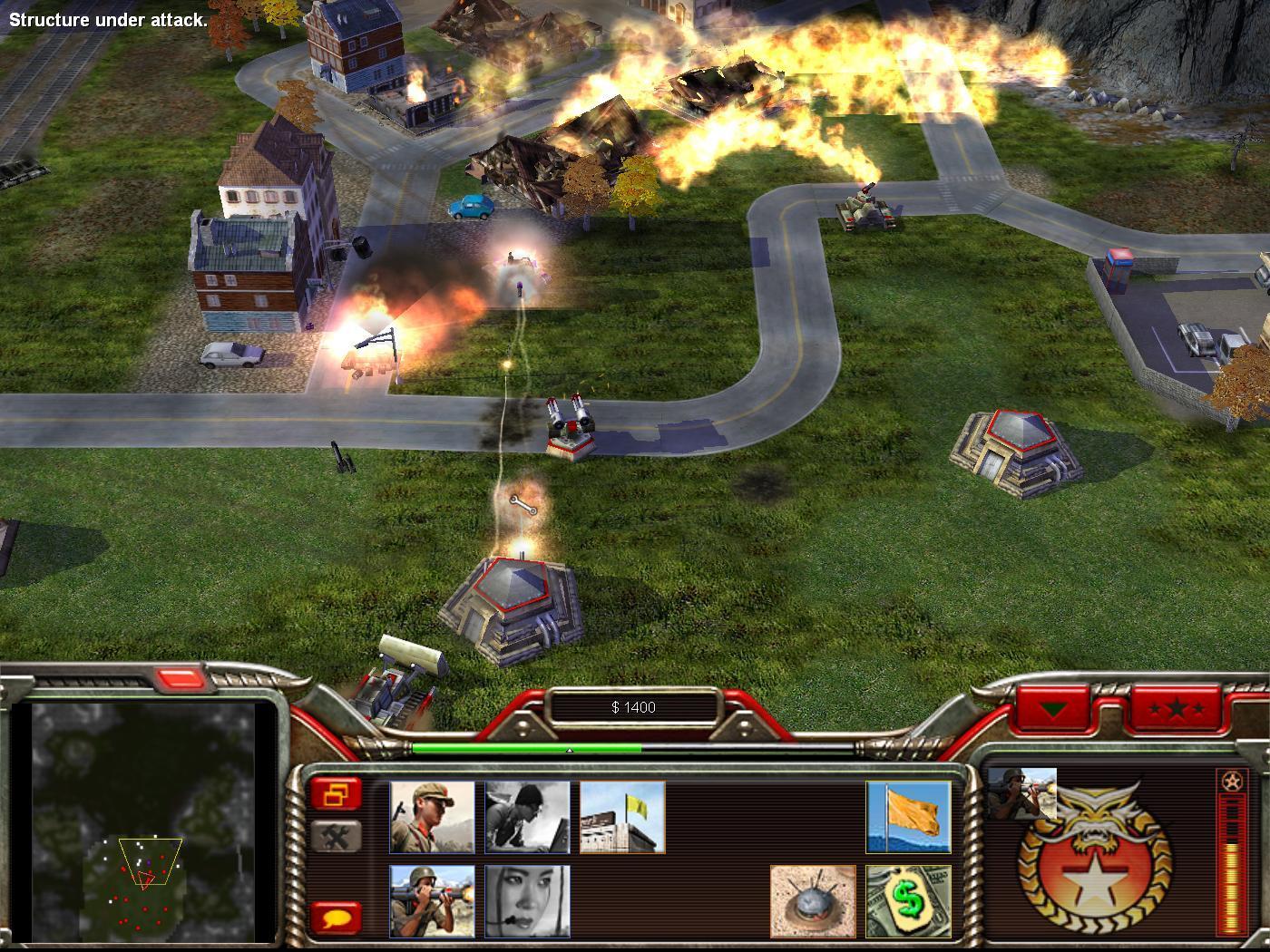 Combat Graphic View