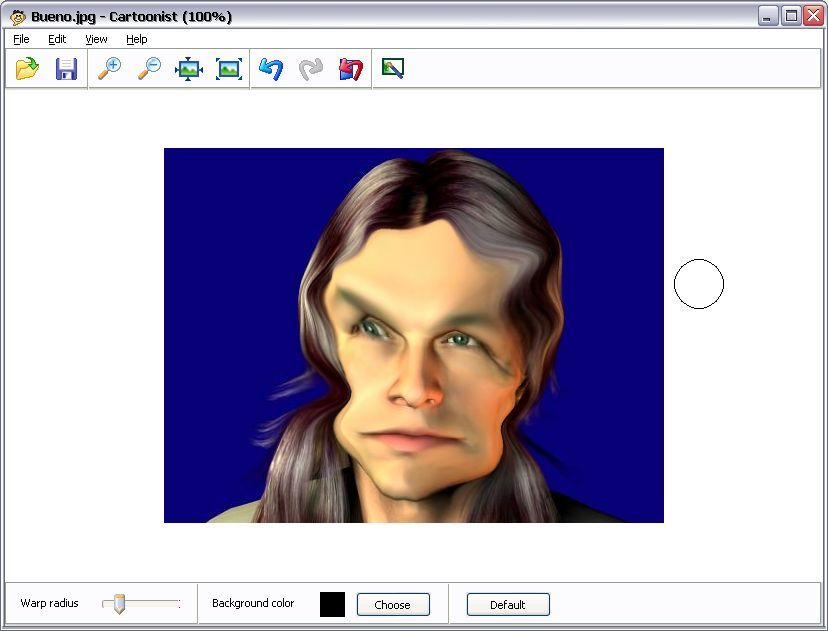 Cartoonist Face