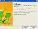 installer window