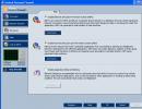 Intrusion tab window