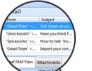 MSG Viewer Application Screenshot