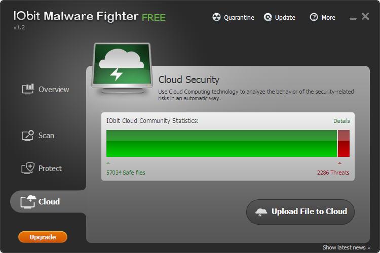 Cloud Security Window