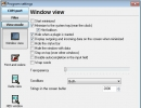 Window View Settings