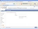 Full window (App Marketplace, Facebook login)