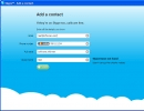 Add Contacts Window