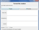Torrent Creation Tool