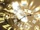Gold Clock screensaver