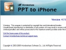 About Wondershare PPT to iPhone