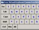 Default Keyboard