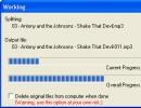 Splitting Files
