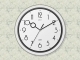 Wall Clock-7