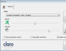 The Sangeeta Voice in a Claro Product