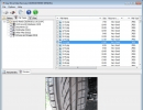 List of recoverable files and a preview of the highlighted file
