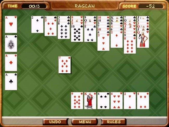 Playing Raglan
