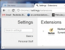 Manage Norton Identity Safe extension