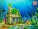 Aqua Castles Screensaver