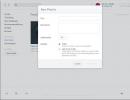 Creating Playlist