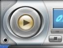DVD Player Interface