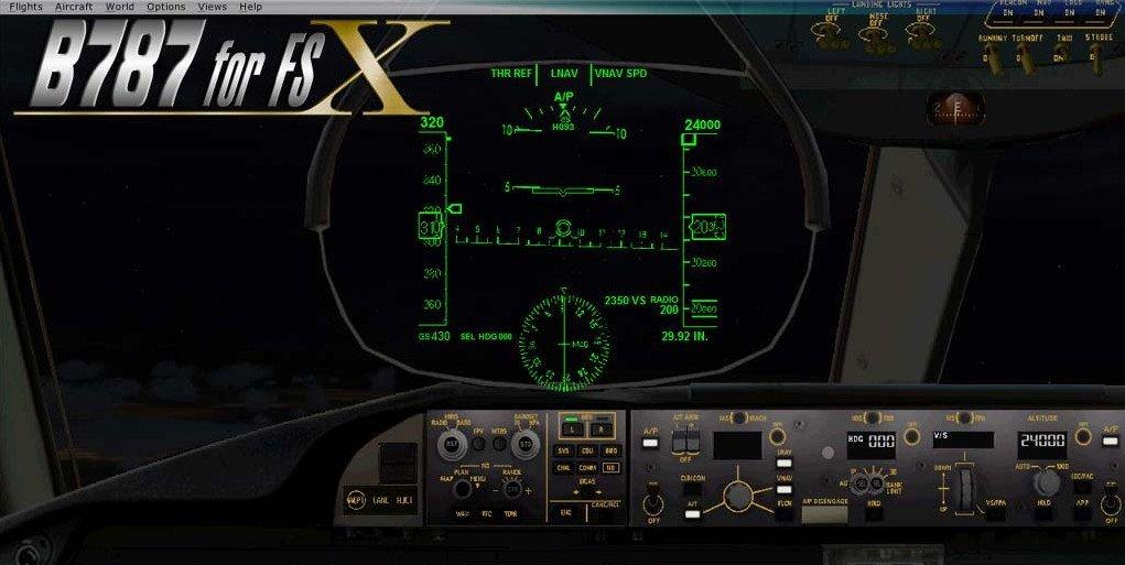 Simulation Window