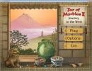 Game menu Window