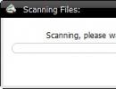 Scanning Window